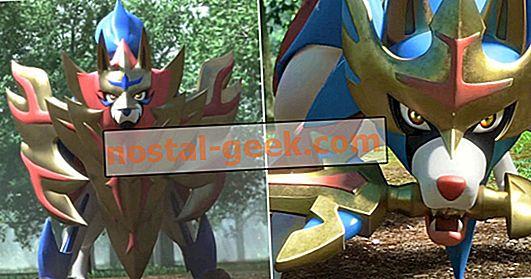 Pokémon-Schwert gegen Schild: Welche Version hat das bessere legendäre Pokémon?