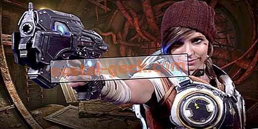 10 Gears Of War Cosplay, die genau wie die Spiele aussehen
