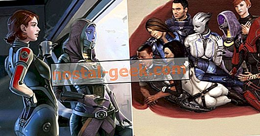 Mass Effect: 10 Potongan Menakjubkan Shepard Fan Art