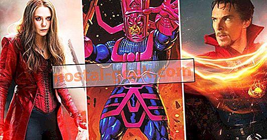 15 personaggi Marvel che potrebbero sconfiggere Galactus in pochi secondi