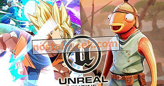 10 отличных игр, использующих игровой движок Unreal 4
