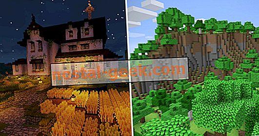 Minecraft Bedrock Editionのベスト10テクスチャパック