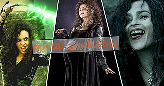 Harry Potter: 25 lächerliche Dinge über Bellatrix Lestranges Anatomie