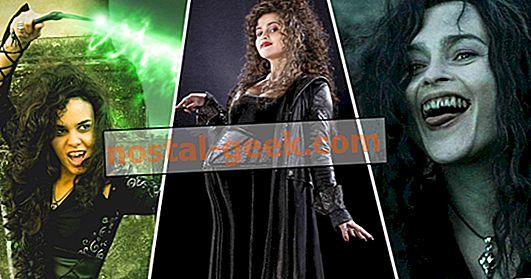 Harry Potter: 25 lächerliche Dinge über Bellatrix Lestranges Anatomie