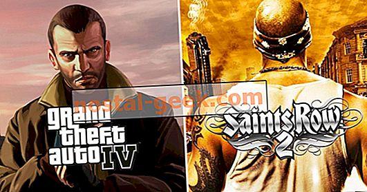 15 giochi che hanno completamente strappato Grand Theft Auto