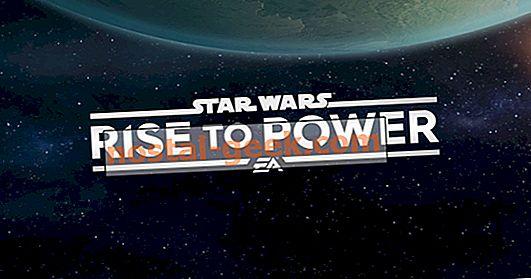 10 cose che vogliamo vedere in Star Wars: Rise to Power