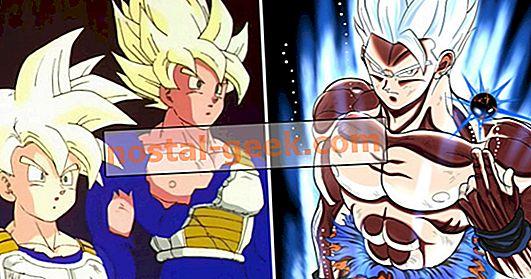 25 Fakta Anda Tidak Pernah Tahu Tentang Gohan Dari Dragon Ball Z