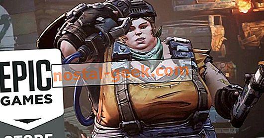 L'exclusivité d'Epic Games Store était une erreur pour Borderlands 3