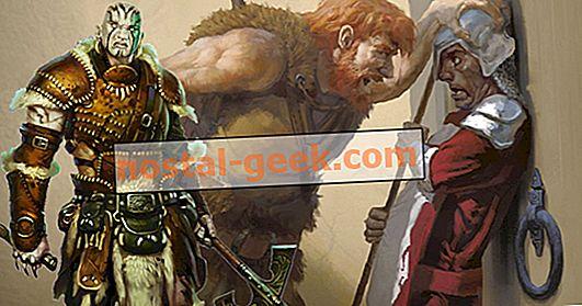 Dungeons & Dragons: Alle 6 offiziellen Barbaren-Unterklassen, Rangliste