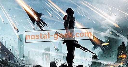 Apa Saja Yang Terjadi Dengan Rumor Remaster Trilogi Mass Effect?