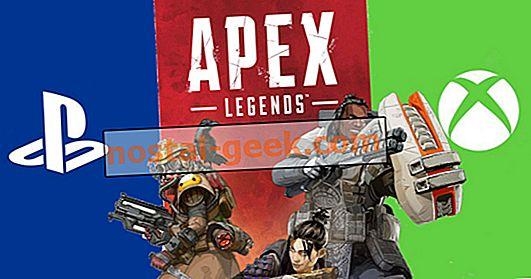 Apex Legends에서 크로스 플랫폼 플레이에 대해 우리가 아는 모든 것