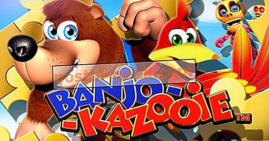 Fintanto che stiamo facendo rifacimenti Platform 3D, Banjo-Kazooie dovrebbe essere il prossimo
