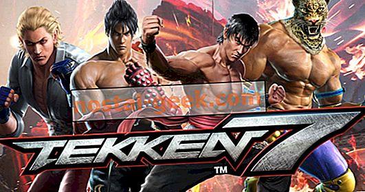 Tekken 7: Die besten Kämpfer auf der Stufenliste