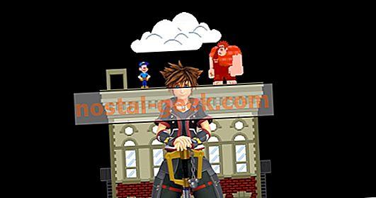 Wrack-Es Ralph hätte eine Welt in Kingdom Hearts sein sollen 3