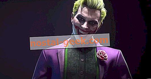 MK11: s Joker ser så konstig ut eftersom han faktiskt är en ny karaktär
