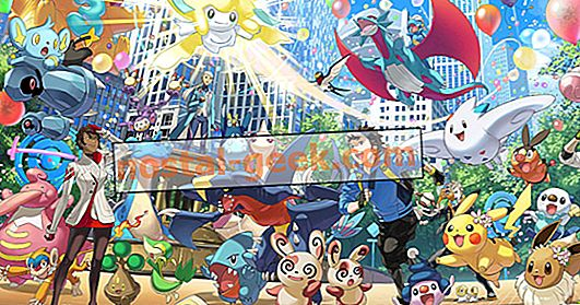 Erkläre die seltsamsten Widerstände von Pokémon