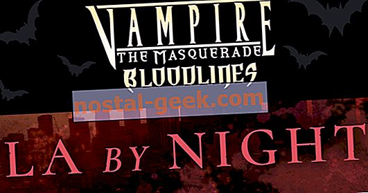 Der Vampir: Die Maskerade - Bloodlines Cast ist in LA bei Nacht immer noch aktiv