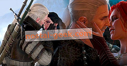 The Witcher 3: All of Possible Romances di Geralt